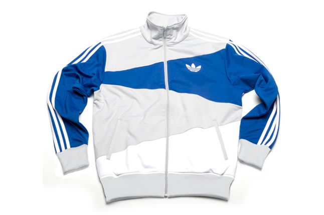 Adidas Originals Modern Prep Track Top 1