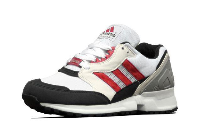 Adidas Eqt Running Cushion 91 Collegiate Red 3