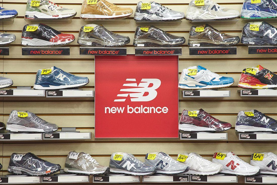Nb Logo Shoewall
