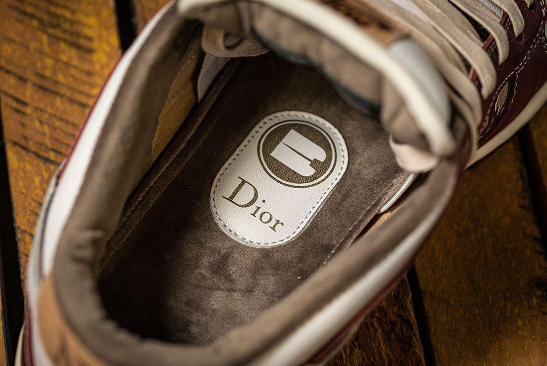 BespokeIND Nike Air Jordan 1 SB Dunk Dior Insole