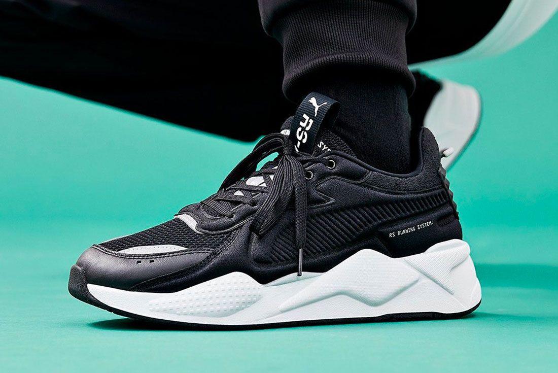 Puma Rs X Softcase Black White Left