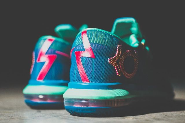 Nike Kd Vi Elite Hero 2