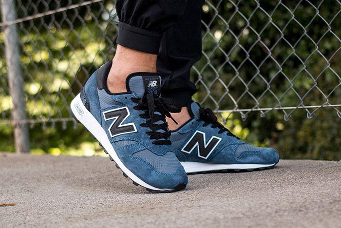 New Balance Made In Usa 1300 M1300 Chr Blue Black 1