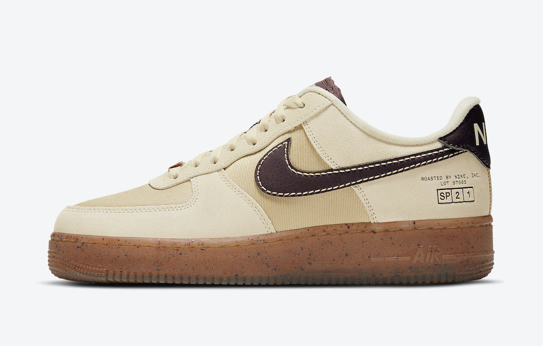 Nike Air Force 1 Coffee 2021