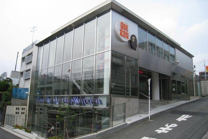 Bape Harajuku