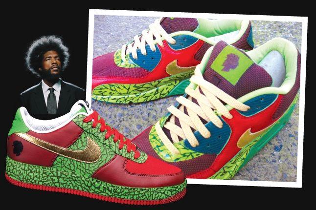 Mache Custom Kicks 7
