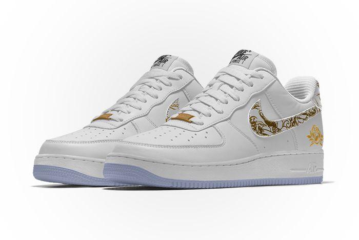 Nike Air Force 1 Low Nikeid 9