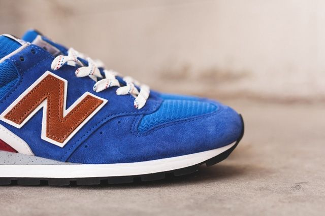 New Balance 996 Brown Blue 3