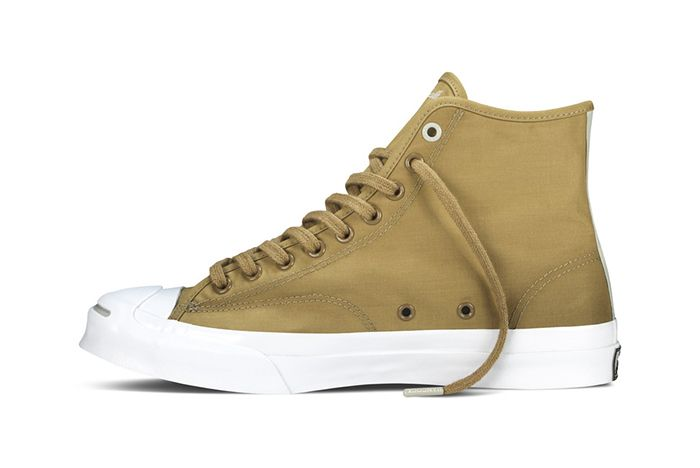Hancock X Converse Jack Purcell Signature Hi Collection