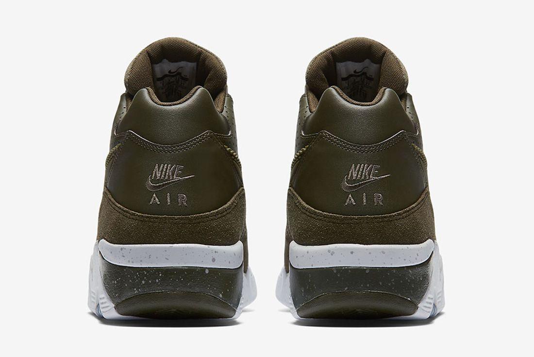 Nike Air Force 180 Olive Sneaker Freaker 3