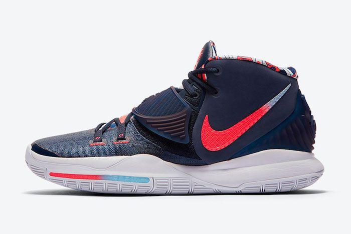 Nike Kyrie 6 Usa Left 2