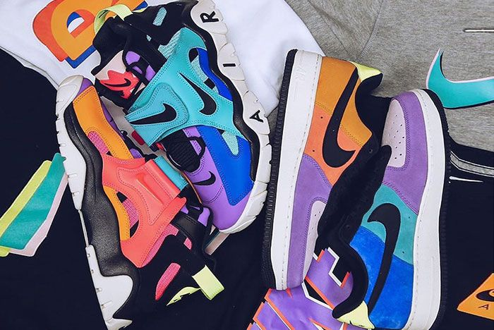 Atmos Nike Pop The Street Collection Group