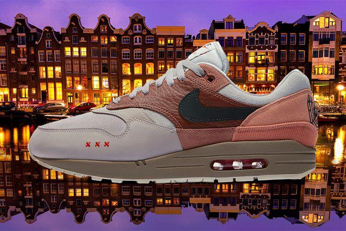 Nike Air Max 1 Amsterdam Cv1638 200 Lateral