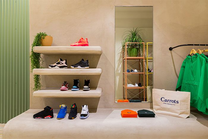 Sneakers N Stuff Los Angles Store Opening 1