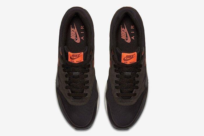 Nike Air Max 2 Chocolate Orange 2