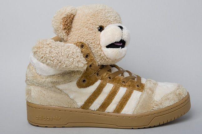 Adidas Jeremy Scott Teddy Bear 1 1