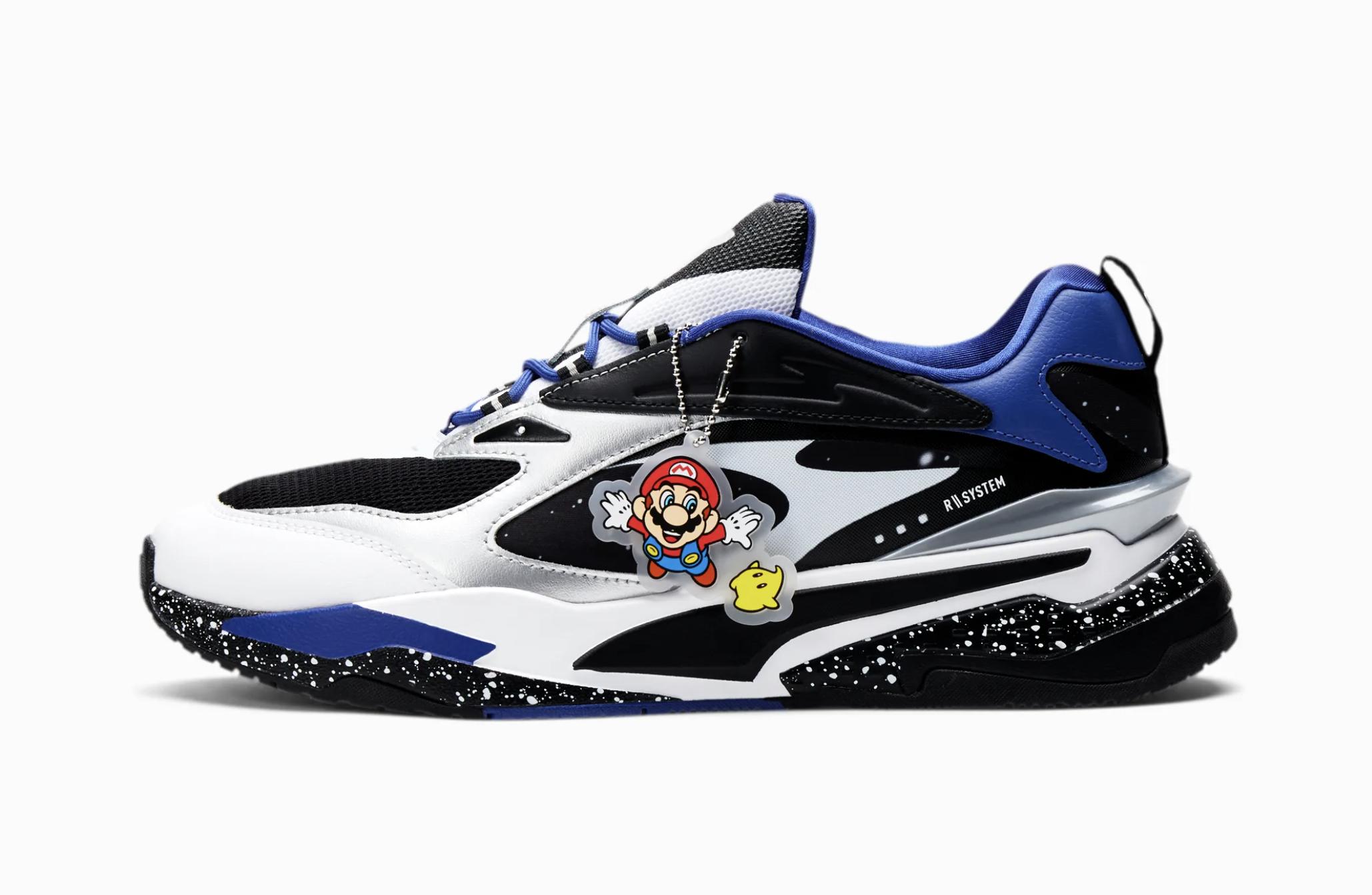 Super Mario Bros. x PUMA RS-Fast