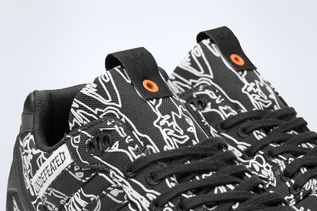 Adidas Consortium X Undftd Maharishi Collection 7