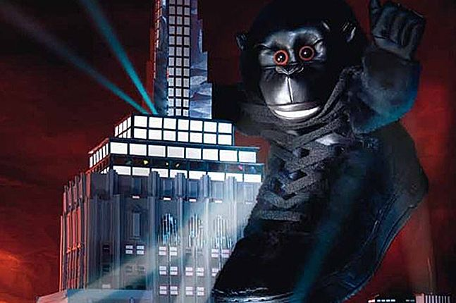 Jeremy Scott Gorilla Adidas 3 1