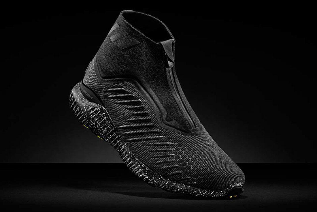Adidas Alphabounce Mid Zip Black 5