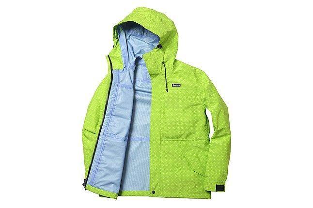 Open Pin Dot Volt Jacket 1