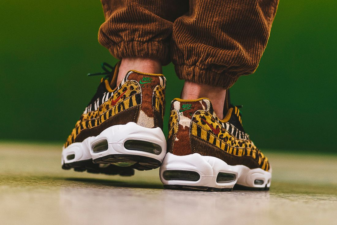 Nike Air Max Animal Pack Release 5