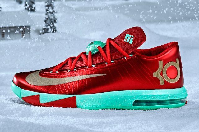 Nike Kd Vi Christmas 1