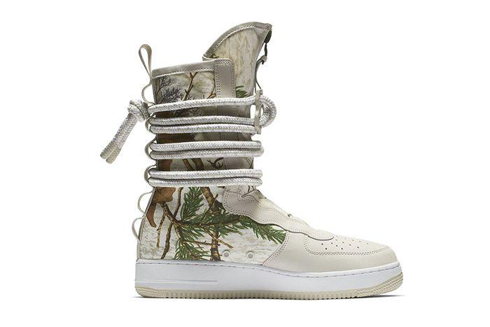 Nike Sf Af1 High Realtree Camo 3