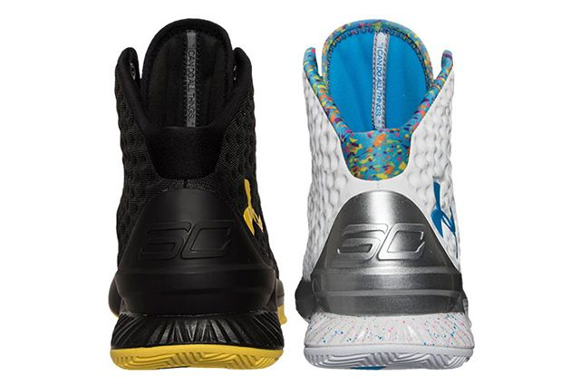 Ua Curry Champ Pack 4