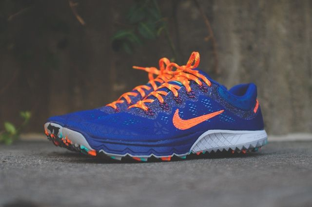 Nike Zoom Terra Kiger 2 Blue 5