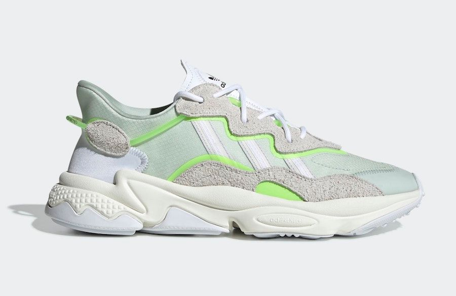 adidas Ozweego Dash Green Right