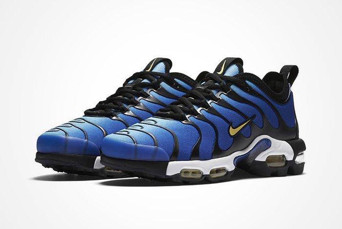 The Nike Air Max Plus Gets An Ultra Update Feature