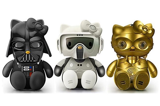 Hello Kitty Star Wars 1 1