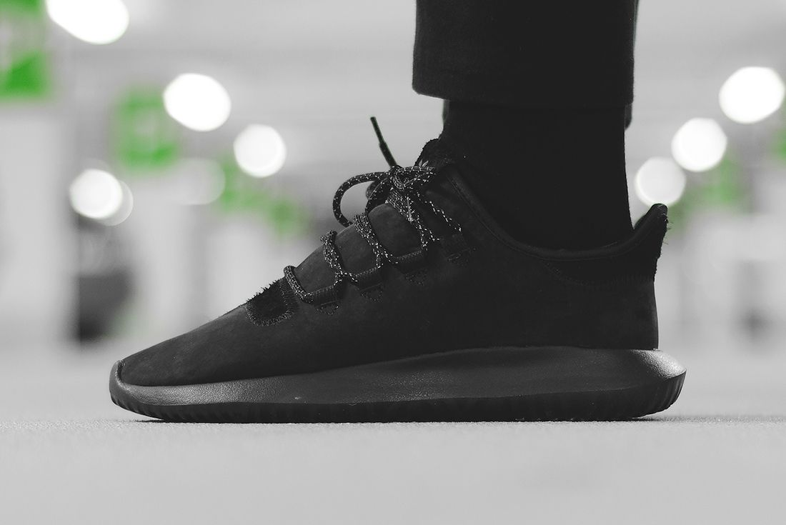 Adidas Tubular Shadow Knit Core Black Sneaker Freaker