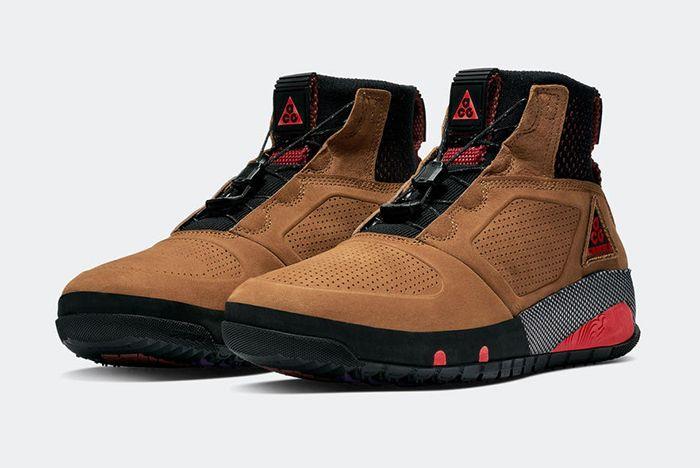 Nike Acg Ruckel Ridge Brown 1