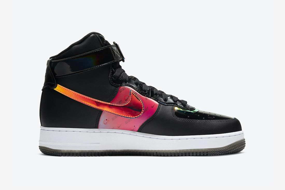 Nike Air Force 1 High 'Have a Good Game'
