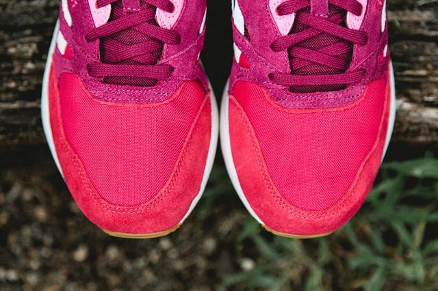 Reebok Ventilator Wmns Rebel Berry 1