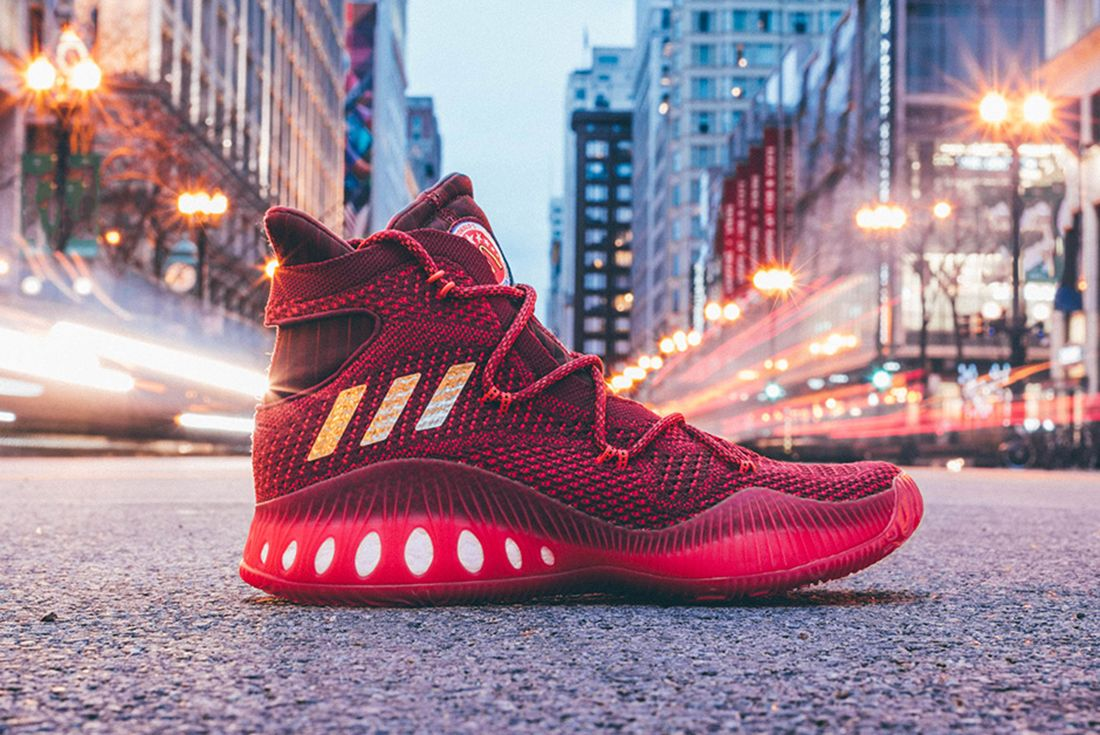 Adidas Reveals Exclusive Pe Footwear For The 2017 Mc Donald'S All American Game4