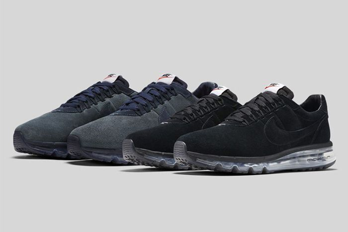 Nike Air Max Ld Zero Suede Pack A