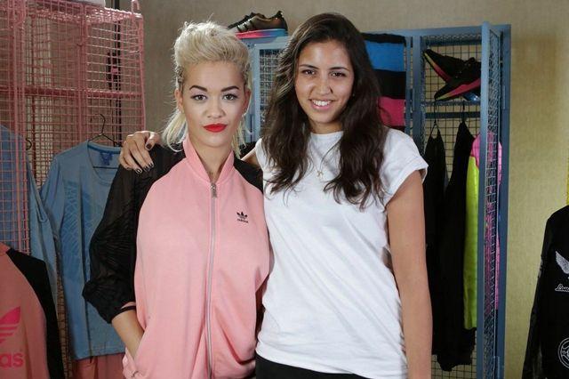 Adidas Originals Rita Ora Launch 28