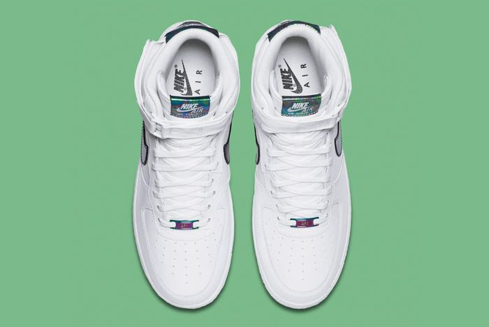 Nike Air Force 1 High Iridescent 6