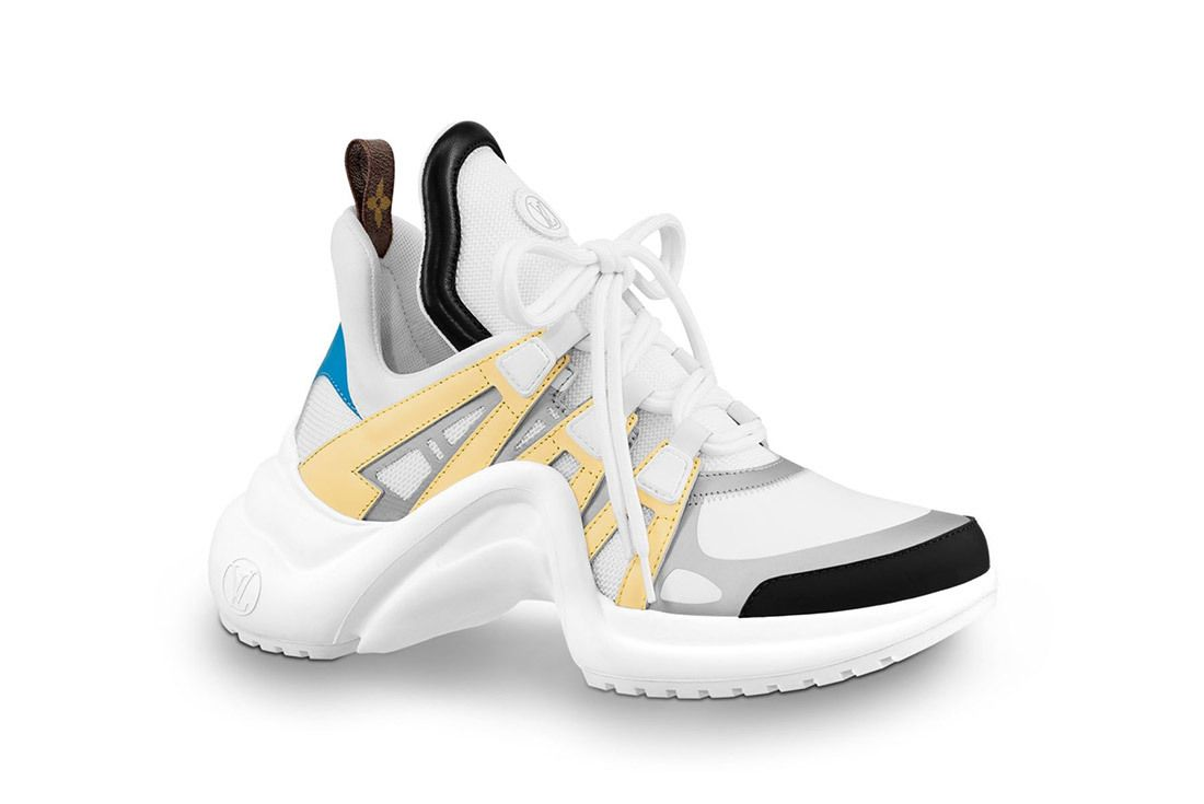 3 Louis Vuitton Archlight Sneaker Chunky Spring Summer Sneaker Freaker