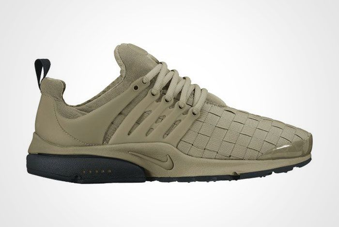 Nike Air Presto Se Woven Olive Thumb