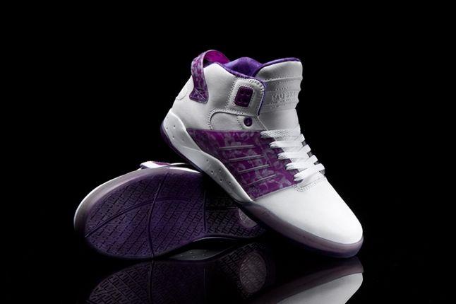 Lilwayne Supra Vice Purple Hero Profile Sole 1