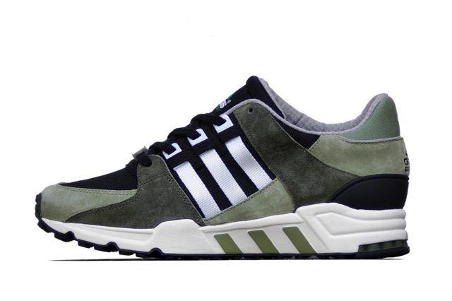 Adidas Originals Eqt Support Premium Suede Pack 3