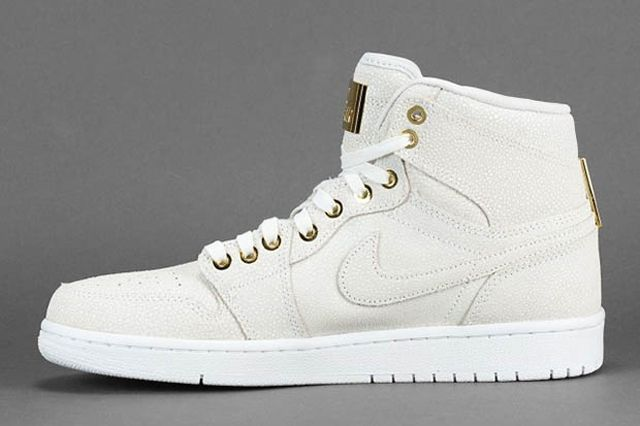 Air Jordan 1 Pinnacle Preview White 3