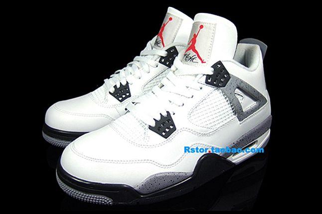 Air Jordan 4 Cement 1 1