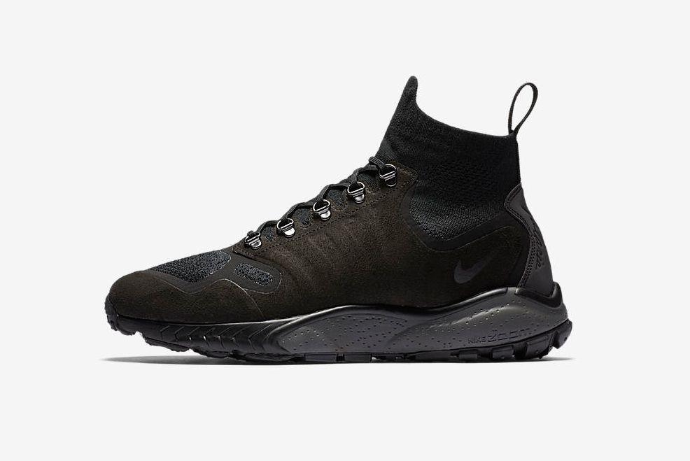 Nike Talaria Flyknit Black 1