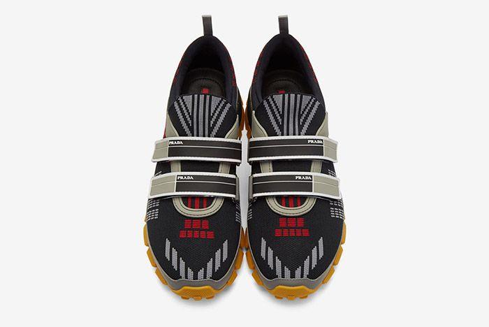 1Prada Nylon Tech Fly Sneaker Release Date Price Sneaker Freaker