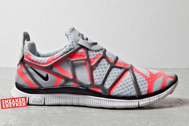 Nike Free Alt Closure Run Pink 1